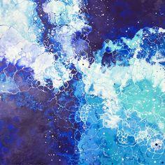 "Saatchi Art Artist Emma Lindström; Painting, ""8"" #art"