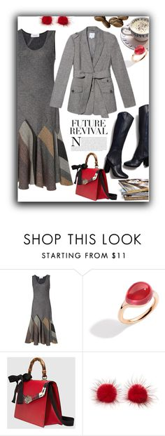 """""""502"""" by believelikebreathing ❤ liked on Polyvore featuring 10 Crosby Derek Lam, Tory Burch, Pomellato, Gucci and imthankfulfor"""