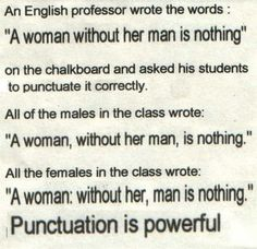 funny grammar punctuation mistakes | new_world_language: most resumés have grammar errors - dying art