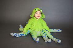 #baby octopus costume #diy