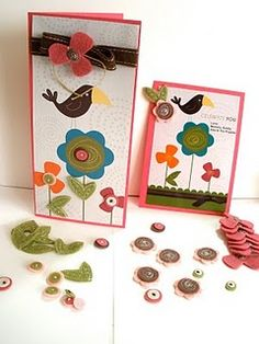 Stampin' Up! , Cards