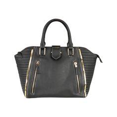Lipsy Monochrome Womens Day Bag | usc.co.uk - £40