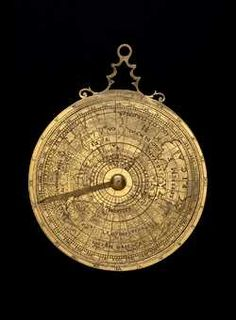 Astrolabe report (inventory number 44359) Geographic, from France