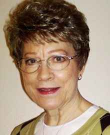 """Marilyn Kratz, Yankton, SD; wrote """"Feed Sack Dresses and Wild Plum Jam""""; named South Dakota Council of Teachers of English Author of the Year for 2014"""