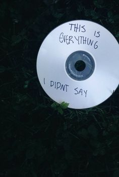 That CD would break the heart of everyone even the ones that don't even have a heart