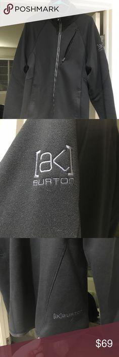 AK Burton heavy fleece Still in great shape.  Looks great on!! Burton Jackets & Coats Ski & Snowboard