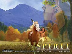 Spirit Stallion of the Cimarron Rain   ... - spirit, herd, little creek, spirit stallion of the cimarron, rain