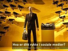 Hva er ditt rykte i sosiale medier   Høgskolen i Lillehammer (HIL)