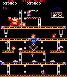 Donkey Kong - Atari!