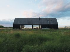 A Low-Key Swedish Island's Shockingly Modern Architecture - The New York Times