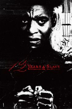 12 Years a Slave ~ Alternative Movie Poster by Daniel Norris Old Film Posters, Best Movie Posters, Steeve Mcqueen, Superhero Poster, 12 Years A Slave, Learning Logo, Best Novels, We Movie, Alternative Movie Posters