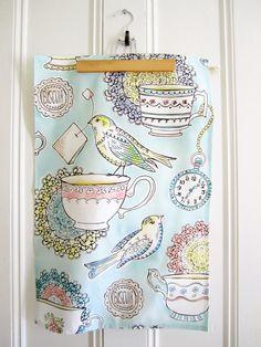 I love this dish towel!! #interiordesign #interior #decor #kitchen #towel