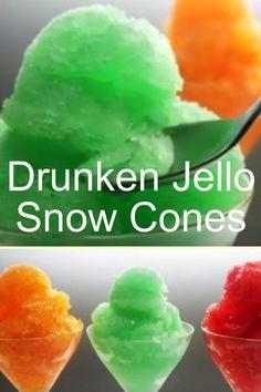A yummy easy Snow Cone Recipe made with Jello mix, Sprite and Vanilla Vodka. A fun recipe for adults. No machine needed. A yummy easy Snow Cone Recipe made with Jello mix, Sprite and Vanilla Vodka. A fun recipe for adults. No machine needed. Snow Cone Syrup, Snow Cones, Jello Recipes, Alcohol Recipes, Fun Recipes, Drink Recipes, Recipies, Vodka Slush, Vanilla Vodka Drinks