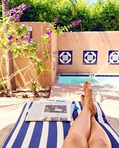 How to Plan the Perfect Staycation #theeverygirl