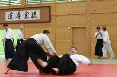Aikidolehrgang im Budokan Wels / Oberösterreich, Mai 2014: Kokynage