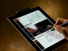 Byzero Studio digital iPad pen. The stylus I have now is not detailed enough. This would be great. $160