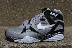 Nike Air Trainer Max '91 QS - Oakland Raiders | KicksOnFire.com