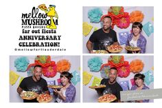 Cinco De Mayo + Mello Mushroom Fort Lauderdale's 1 year anniversary party! www.thereveriebooth.com
