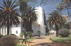 City Hall Bulawayo.