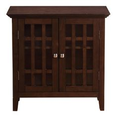 Found it at Wayfair - Simpli Home Bedford Low Storage Media Cabinethttp://www.wayfair.com/Simpli-Home-Bedford-Low-Storage-Media-Cabinet-3AXCBED-03-QSI1381.html?refid=SBP.rBAZEVTZii5OuEmBNZMeArX2BgkgNkYXp7IFQ2gmzVw
