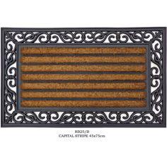 Coir Front Door Mats Online : Sydney Australia | Rugs & Doormats ...