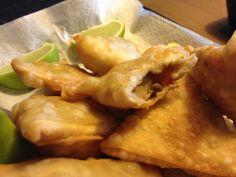 Samoussas par Benkku81 Beignets, Tacos, Mexican, Ethnic Recipes, Food, Ground Lamb, Hot Appetizers, Kitchens, Recipe