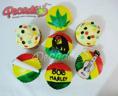 @PhraseDeMarley #cupcakes #pazyamor #Rastafari   #PEDIDOS: gerencia@pecaditos.com.co #TELÉFONOS: 6435035 - 3008950900 – 3105672077 #Whatsapp: 3008950900 #Ponqués #Bucaramanga — at #Cabecera: Cra.35 #54-113.