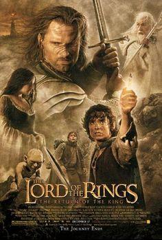 """Dicas de Filmes pela Scheila: Filme: """"O Senhor dos Anéis: O Retorno do Rei (2003)"""""""