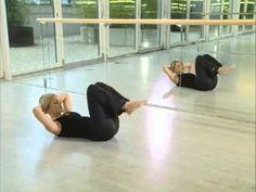 CANTIENICA®-Übung 08: Schöne Bauchmuskeln