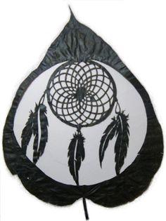 artist  lorenzo duran leaf art