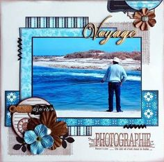 scrapbooking travel layouts - Bing Images
