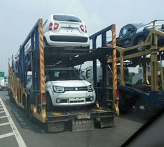 India Made Maruti Ignis Suzuki Exported To Indonesia According The Spy