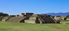 Monte Alban mexico Native american civilization