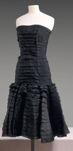 Jacques GRIFFE, haute couture, circa 1950 / 1952