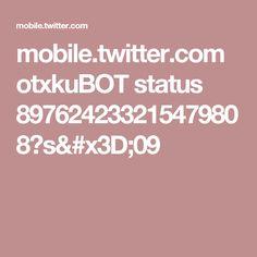 mobile.twitter.com otxkuBOT status 897624233215479808?s=09