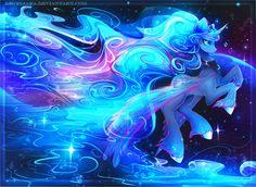 PrincessLuna by Koveliana on DeviantArt