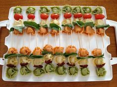 Baby Shower Food Ideas Cold Finger For