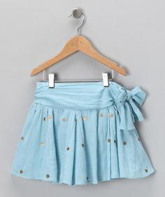 Cheesecloth skirt from Adams on #zulily today!