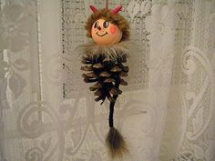 Diy And Crafts, Crafts For Kids, Christmas Crafts, Christmas Decorations, Beaded Ornaments, Nature Crafts, Holidays And Events, Art For Kids, Dream Catcher