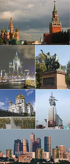 Only he went to Moscow, Russia with our daughter on their way to Astrakhan, Russia