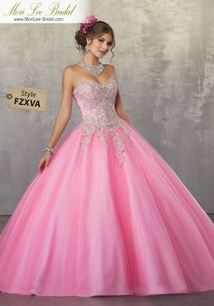 Blush pink quinceanera tulle ball gown home coming prom dress x004 style fzxva rhinestone and crystal beaded metallic embroidery on tulle ball gown princess perfect this tulle quinceaera ballgown features a sweetheart altavistaventures Gallery