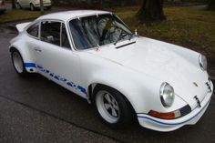 1973 911 Carrera RSR 2.8   One of the rarest and most desirable Porsche model ever built. Fantastic race car but still road legal.