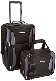 dacfbb5df0 Rockland Melbourne Expandable Abs Carry On Luggage. Best Bags (Bag) for Men  ...