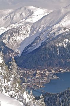 Juneau Alaska. Home for many years. Loved it, miss it..great friends, life......