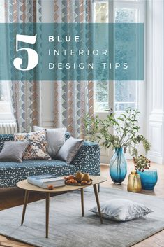 Head over to our blog to find out our top tips for blue interior décor and how to match various shades of blue to each room in your home - from stylish, modern living rooms to country kitchens.