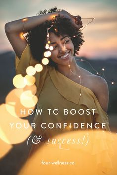 Wondering how to have more confidence? It's way less mysterious or difficult than you might think! Here are 15 tricks to leave you feeling like a boss! Eat Better, Better Life, How To Be Single, Building Self Esteem, Happiness, Mom Hacks, Life Hacks, Positive Mindset, Positive Vibes