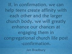 Faith for the Journey: An interview with Jen Bradbury Youth Worker, Youth Ministry, Lutheran, Confirmation, Interview, Journey, Faith, Life, The Journey