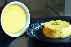 Mango Bhapa Doi...Aam Doi Baked | Forks N Knives