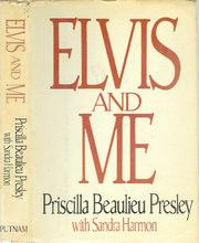 Elvis Presley Biography | Elvis And Me Bookcover-------------lbxxxx.