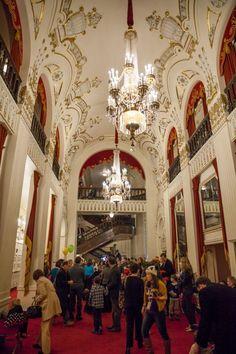 heinz hall   Heinz Hall & Pittsburgh Symphony Orchestra